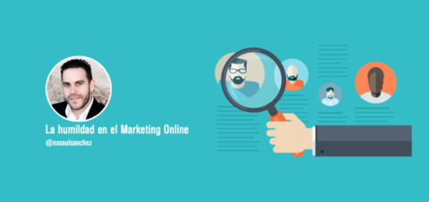 El marketing online y la humildad