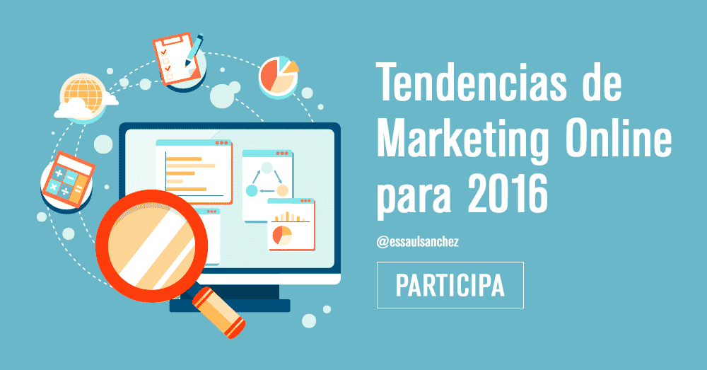 5 tendencias de marketing online para 2016